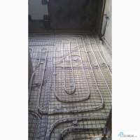 Монтаж систем отопления, водоснабжения и канализации. Киев и обл