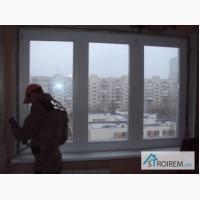 Трехстворочный оконный блок за 7700 грн