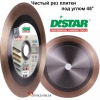 Алмазный диск Distar 1A1R Edge для резки под углом 45