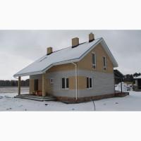 Заказать каркасный дом в Днепре. Строительство каркасных домов в Днепре