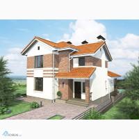 Проектирование домов, коттеджей. Архитектурное и строительное проектирование
