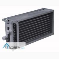 Канальный прямоугольный водяной нагреватель SWH 60-30/3R