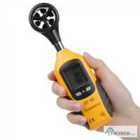 Цифровой анемометр HT-81 (SR5881 Mini) (от 1.0 до 25.0 м/с)