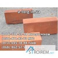 Кирпич оптом и розница: строительный рядовой
