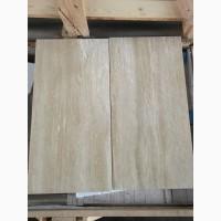 TRAVERTIN Light Vein Cut (пол. заполн. цементом) 2*30*60, травертин плитка, слэбы