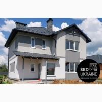 Энергоэффективные дома под ключ Днепр. Строительство энергосберегающих домов