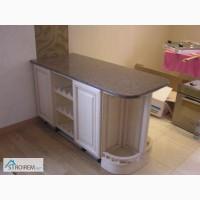 Барные столешницы из гранита и мрамора для кухонь - 2 500 грн