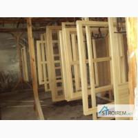 Деревянные евроокна, окна со стеклопакетом. Производство и установка окон