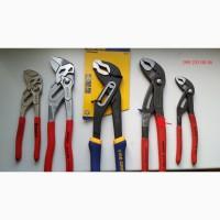 Ключи Knipex для сантехнических работ