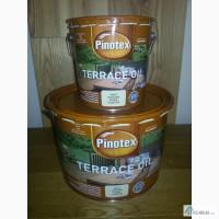Масло для террасы PINOTEX TERRACE OIL