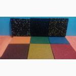 Травмобезопасное, резиновое покрытия для детских, спортивных площадок