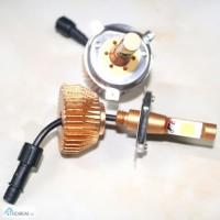 Комплект светодиодных Led ламп H4, 3000 люмен, 30W Cree