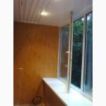 Комплексная или частичная отделка балкона и лоджии