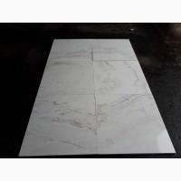 Белая мраморная мраморная плитка PIRGON ALAS 2*60*60