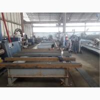 Сварочный стол для крупногабаритных конструкций