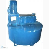 Растворосмеситель принудительный БСП-300 ( 300 литров).Украина