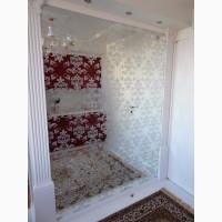 Пескоструйная обработка зеркала и стекла (художественное матирование)
