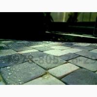 Очистка и гидрофобизация тротуарной плитки
