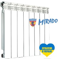 Биметаллические радиаторы MIRADO Супер Цена