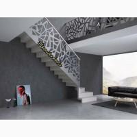 Балконні рішення, металевий балкон, дизайнерський балкон Стрий, перила, перегородки