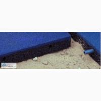 Травмобезопасная плитка УкрПлит 500x500 толщина 12, 20, 30, 40, 50 мм