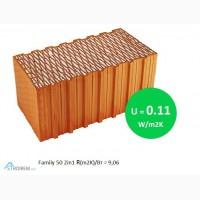 Керамические блоки HELUZ для строительства пассивных домов