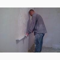 Выравнивание стен Одесса
