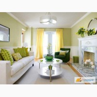 Высококачественная шпаклевка стен и потолков под обои и покраску