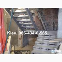 Сварка лестницы. Киев