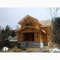 Проектируем и строим срубы ,дома ,коттеджи