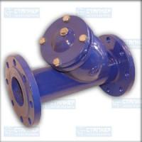 Фильтр чугунный осадочный фланцевый Ду25-200