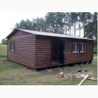 Дачные домики за 30 дней, качество выше цены