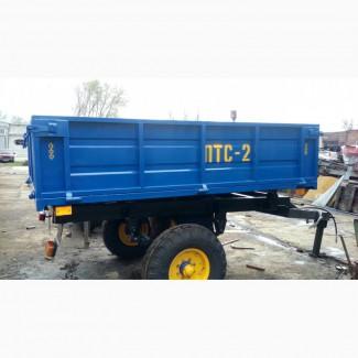 Прицеп тракторный 1ПТС-2
