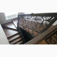 Одесская обл.Металлические балконы, ограждения, перила, декоративне вставки на ворота, г.Рени