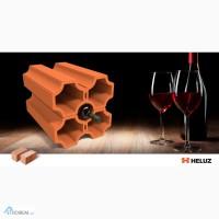 Керамические винные блоки Heluz