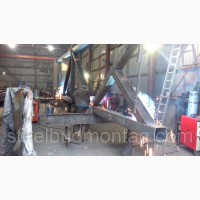 Изготовление металлических конструкций. Строительство ангаров, БМЗ