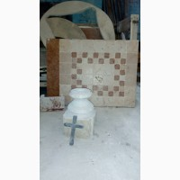 Мрамор с широким диапазоном цветов. Слябы и плитка стоящие недорого в складе