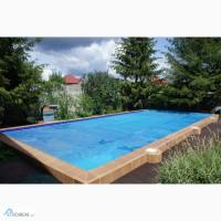 Солярная пленка SHIELD для плавательных бассейнов