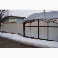 Кровля и забор для частного дома в кредит. Лучшие предложения