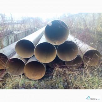 Трубы бу 530х6-7мм;