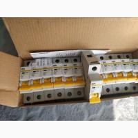 Автоматические выключатели иэк, аско (автоматы 25а, 32а, 40а) в ассортименте. цена70гр шт