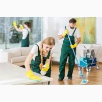 Заказать уборку трехкомнатной квартиры после ремонта Киев