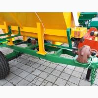 Разбрасыватель песка дорожных смесей соли РДС-3