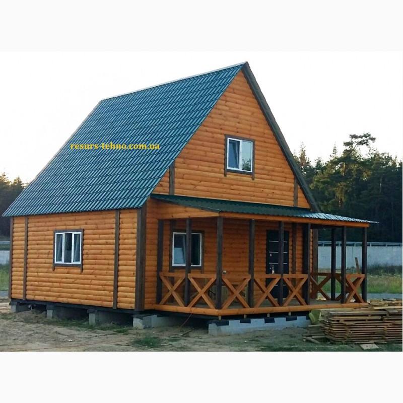 Фото 7. Дачные домики. Бытовки из дерева