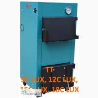 Твердотопливный котел ProTech ТТ-18с Luxе