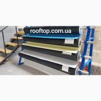 Пвх мембрана Rooftop Торговой марки Tetto желто-черная