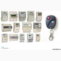 Модифицированные счетчики электроэнергии, электросчетчик с пультом