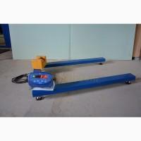 Весы паллетные промышленные типа ВПЕ (500 кг, 1000 кг, 2000 кг и 3000 кг)