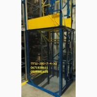 Подъёмник-лифт в металлической несущей шахте под заказ. ШАХТНЫЕ подъёмники