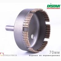 Коронка Distar DDS-W 70 Ceramics для подрозетников